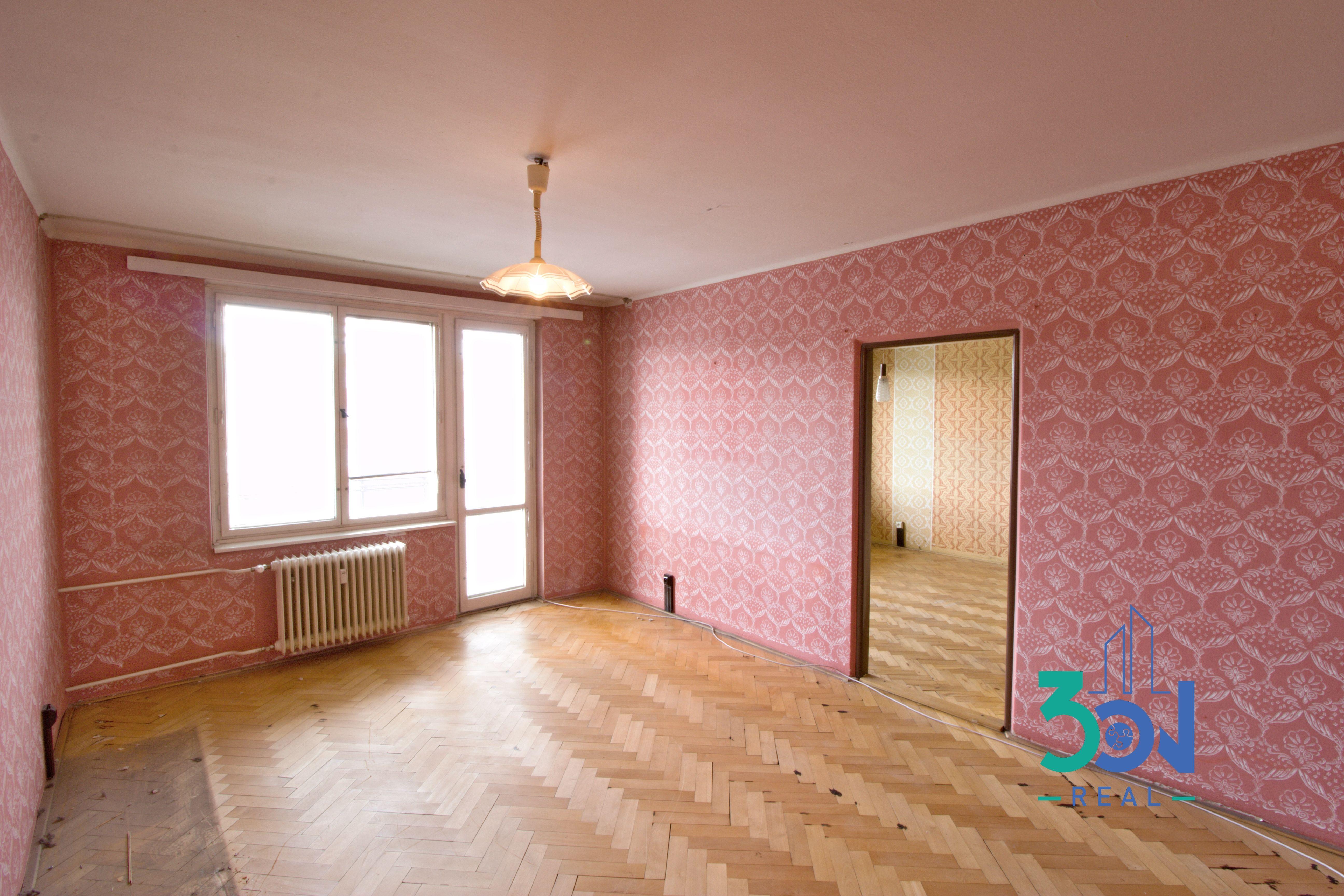 /PREDANÉ/ 3 – izbový byt – 2x loggia – 77m2 – Sídlisko II Prešov