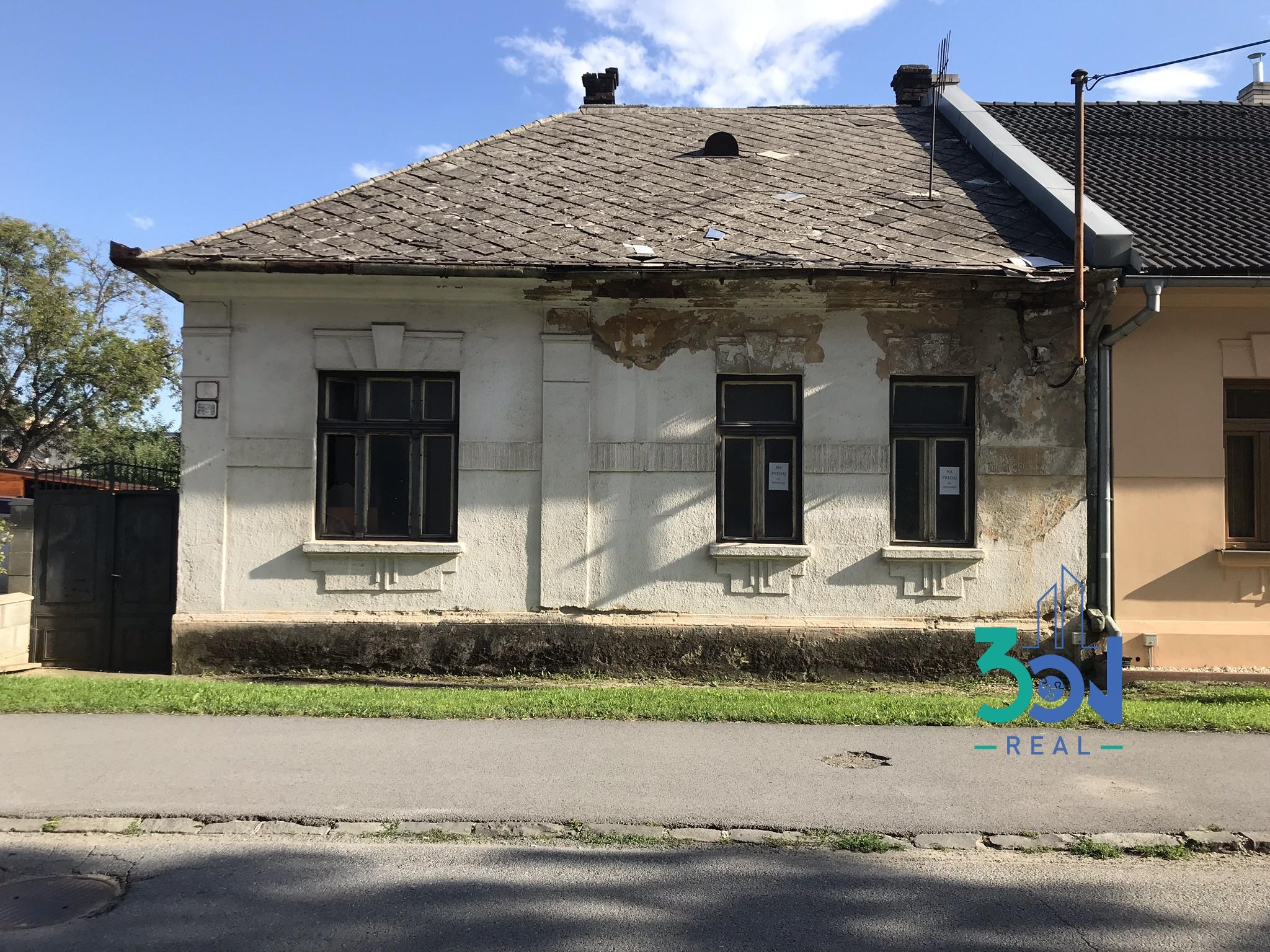/PREDANÉ/ Rodinný dom – širšie centrum mesta Prešov