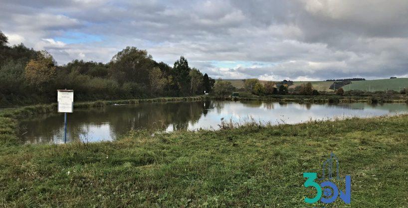 rybník Ľubotín