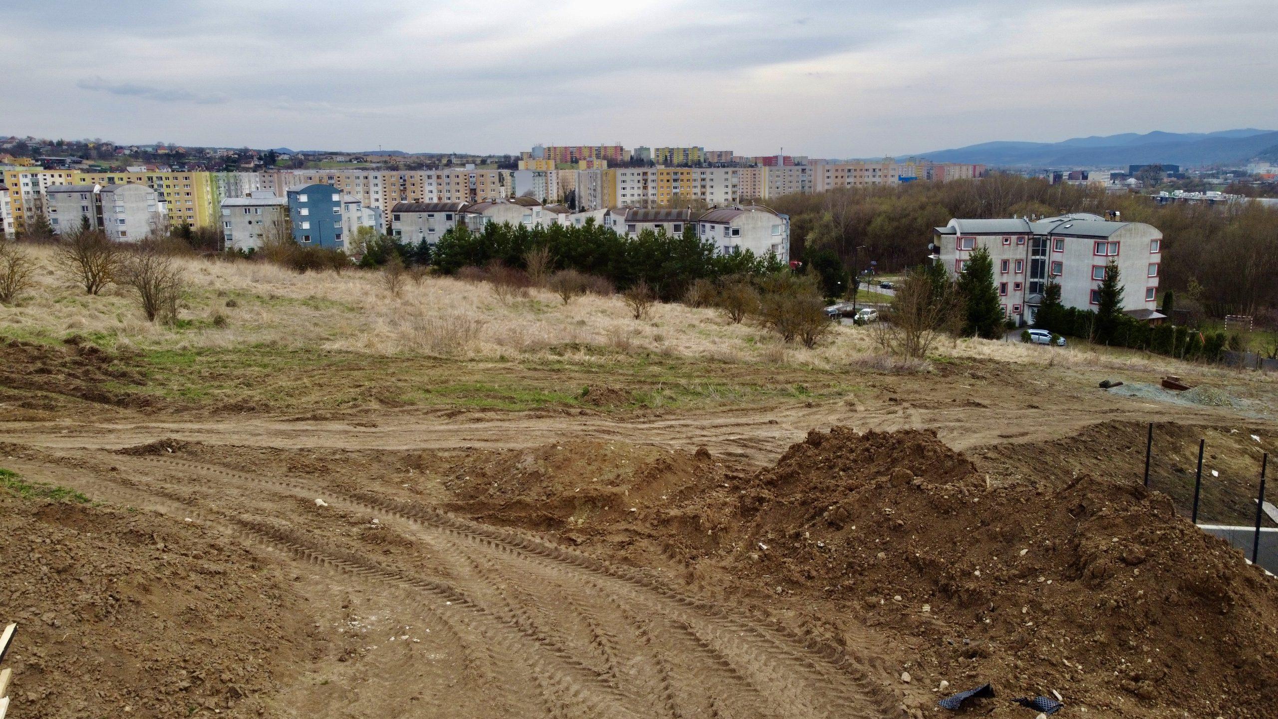 Stavebný pozemok na predaj – Ľubotice (Prešov – Sekčov)