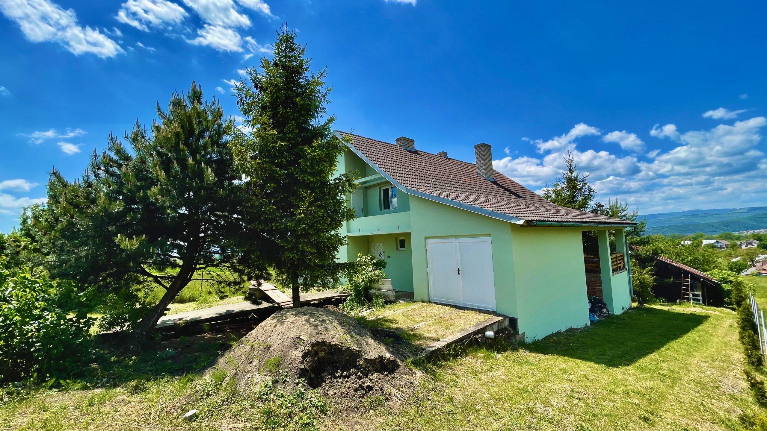 Rodinný dom na predaj – Jakubovany, okres Sabinov