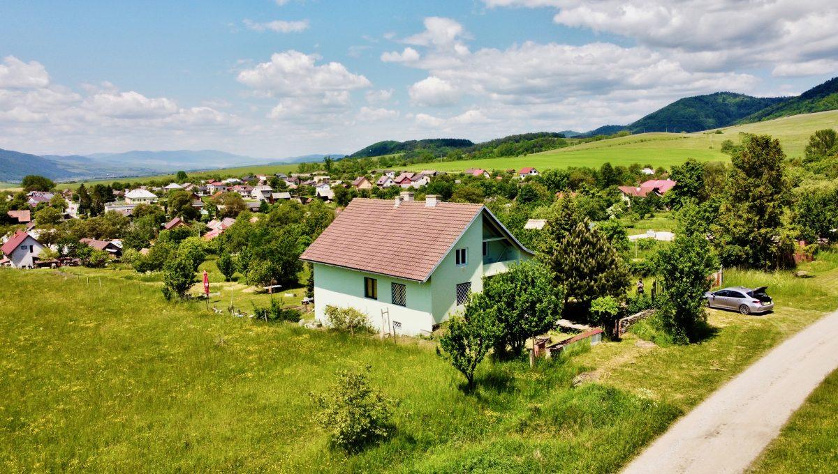 Rodinny dom Jakubovany