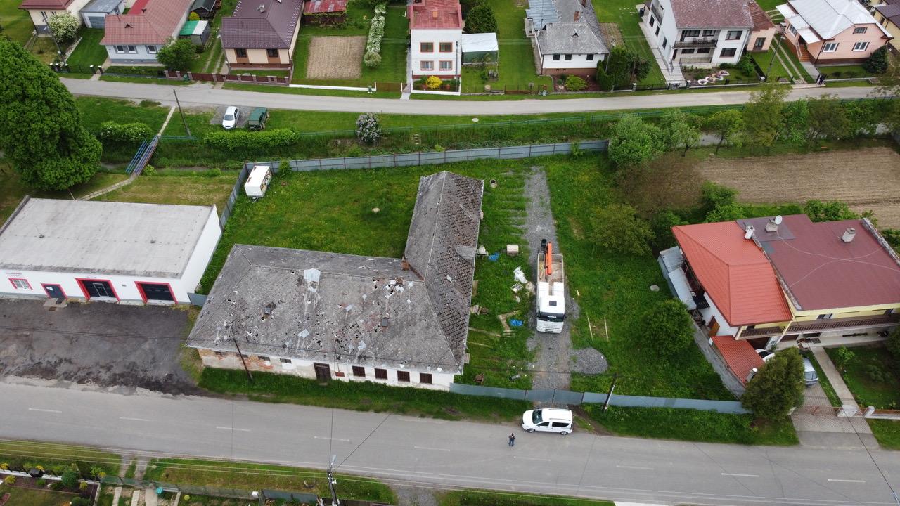 Pozemok vhodný na výstavbu – Tovarné, Vranov nad Topľou